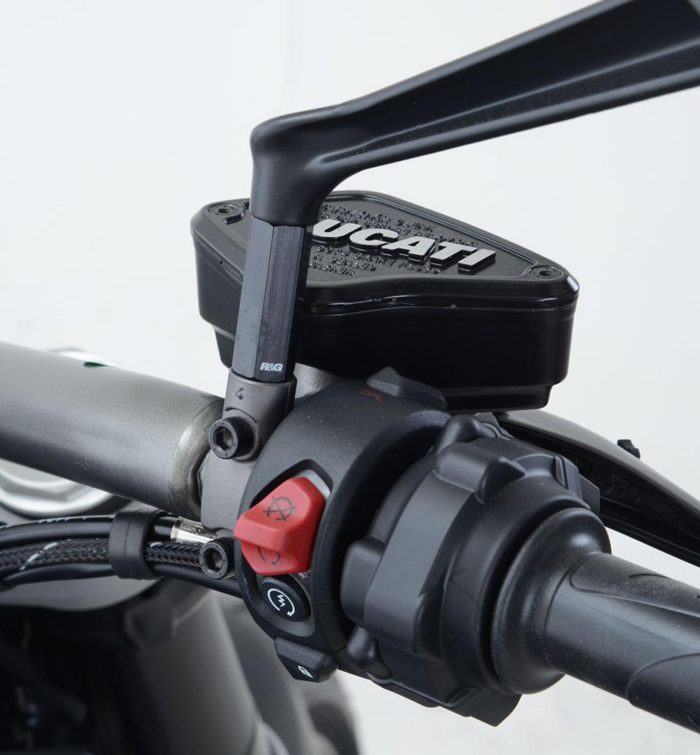 Ducati Monster Mirror Thread